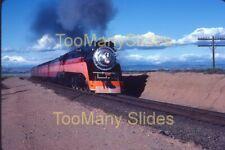 Original slide- SP GS4 #4449 & Special In Northern California 4/81
