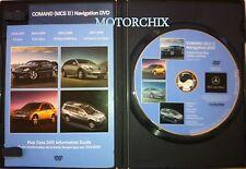 2008 Mercedes M ML ML320 ML350 ML550 ML63 MCS Navigation DVD # 0226 Map © 2007.1