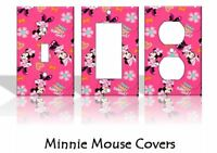 Minnie Mouse #2 Light Switch Covers Disney Home Decor Outlet