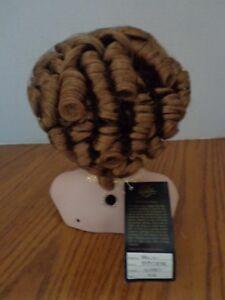 IMSCO New Old Stock Doll Wig - 9-10 - Kaherine - Sunset