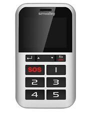 Téléphone portable à 5 touches RX-901 et SOS - SimValley Mobile
