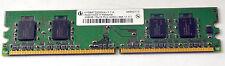 X2 256MB UNB PC2700 CL2.5 MEMORY