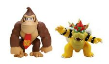Super Mario Bros - DONKEY KONG & BOWSER Action Figure - PVC Figure