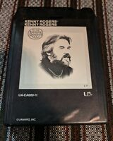 KENNY ROGERS / Self-Titled 8-Track (1976)