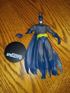 Dc Direct Best Buy Batman Apocalypse Action Figure Fodder Superman Justice Bruce