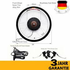 "26""48V 1000W Electric Bicycle Motor Hub Conversion Kit E-Bike Speed Rear Wheel!!"