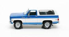 Chevrolet Einsatzfahrzeug Modellbau