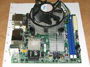NEW Intel Mini-ITX Single Board Computer SBC, model- DQ45EK with Quad Core CPU