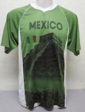 Mexico Men's Large FIFA World Cup Brasil 2014 100% Polyester