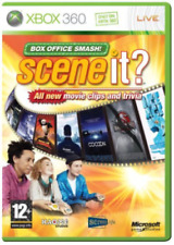 Xbox 360 - Scene It? Box Office Smash (Game Only) **New & Sealed** UK Stock