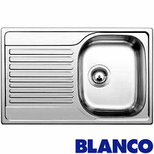 Blanco Tipo 45S 1.0 Bowl Stainless Steel Kitchen Sink