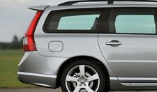 V 70 Rear Roof Window Spoiler Cap Sport look Sun Guard Tailgate back door MK3