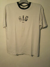 ---   T SHIRT BLANC CASSE    IKKS.     Taille 14 ANS +++