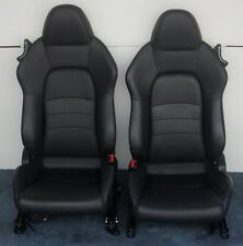 2009 2008 2007 2006 Honda S2000 Show Car Restoration Seats Black Leather