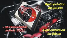 RENAULT MEGANE 1.5 DCI 105 - Chiptuning Chip Tuning Box Boitier additionnel Puce