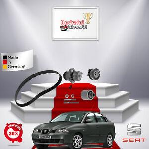 Set Vertrieb+Wasserpumpe Seat Cordoba 1.4 Tdi 59KW 80CV Von 2008