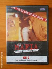 DVD MAFIA - DVD Nº 5 - LOS SEÑORES DEL CRIMEN (B4)
