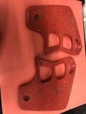 88 HONDA CR250R FUEL TANK SHROUDS PLASTICS SCOOPS BODY FENDERS CR250 CR 250R 250
