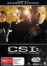 CSI TV Series: SEASON 11 : NEW DVD
