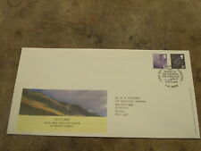 GB First Day Cover / FDC - 2008 Pictorial Scotland / Scottish Definitives