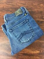 LUCKY BRAND Sweet'n Low Boot Cut Med Wash Blue Denim Jeans Women's Size 2 L 26