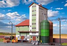 Kibri Flour Mill - Plastic Kit - HO Gauge - 39216