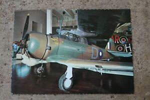 Australian War Memorial Postcard - Wirraway Aircraft - Unused