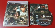 Dragon's Dogma (PlayStation 3) dragons action rpg capcom COMPLETE PS3