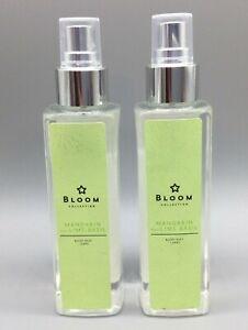 Superdrug Bloom Mandarin And Lime Basil Body Mist 150ml x 2 New