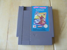 GENUINE NINTENDO NES GAME - TOM & JERRY - CARTRIDGE ONLY