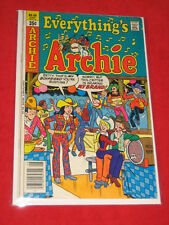 1978 #68 EVERYTHING'S ARCHIE COMIC BOOK BRONZE AGE VG RIVERDALE BETTY VERONICA