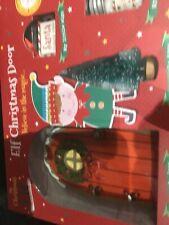 Elf Christmas Door