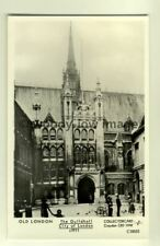 pp1329 - London - The Guildhall - c1911 - Pamlin postcard