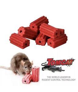 DITRAC TOMCAT II BLOX 1.8kg Mouse Bait Rat