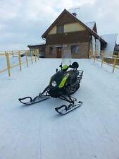 SNOWMOBIL SCHNEEFAHRZEUG FUNFAHRZEUG ZIPP Snowmax 175 ccm 40 km/h NEU