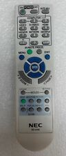 REMOTE CONTROL FOR NEC PROJECTOR MT1040E MT1045 MT1050 MT1055 MT1056 MT1060