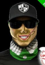 SA CO Official Elf Face Shield Mask Balaclava Neck Gaiter Bandanna Neckerchief