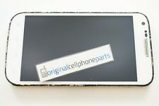 OEM Samsung Galaxy S2 SGH-T989 LCD with Digitizer and Frame ORIGINAL WHITE