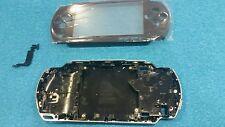CARCASA COMPLETA PSP 1000 1004 NEGRA FULL HOUSING COVER FAT