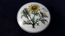 "Botanica Porzellan Villeroy & Boch Deckeldose ""Adonis Vernalis"""