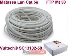 Matassa LAN 50mt Cat. 5e Ftpvultecht 0006 7881457