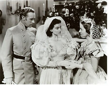 Gone With The Wind Vivien Leigh Leslie Howard  8x10 photo T2371