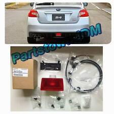 2015 - 2018 / 2019 WRX STI  JDM Subaru genuine OEM rear fog light lamp kit VA S4
