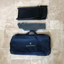 New OEM Maserati GranTurismo Convertible wind deflector windscreen wind blocker