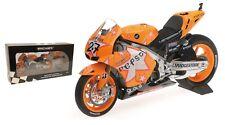 Minichamps Honda RC212V #27 Winner Aragon MotoGP 2011 - Casey Stoner 1/12 Scale