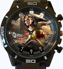 Wonder Woman New Gt Series Sports Unisex Wrist Watch