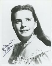 MARGARET O'BRIEN Signed Photo