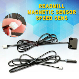 High Quality 2Pin Treadmill Magnetic Sensor Speed Sensor for Running Machine Kit