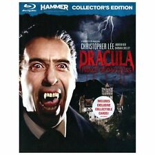 Dracula: Prince of Darkness Blu-ray Hammer Collector's Edition - Christopher Lee