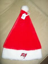 Tampa Bay Buccaneers NFL Reebok Santa Hat Christmas S/M